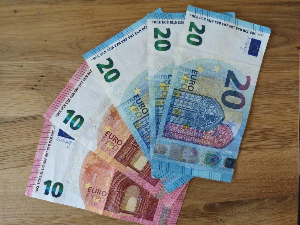 #F8 Bewahre Ruhe - Finanzen