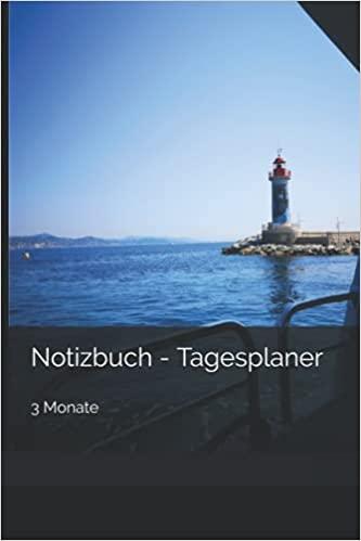 Tagesplaner - Notizbuch